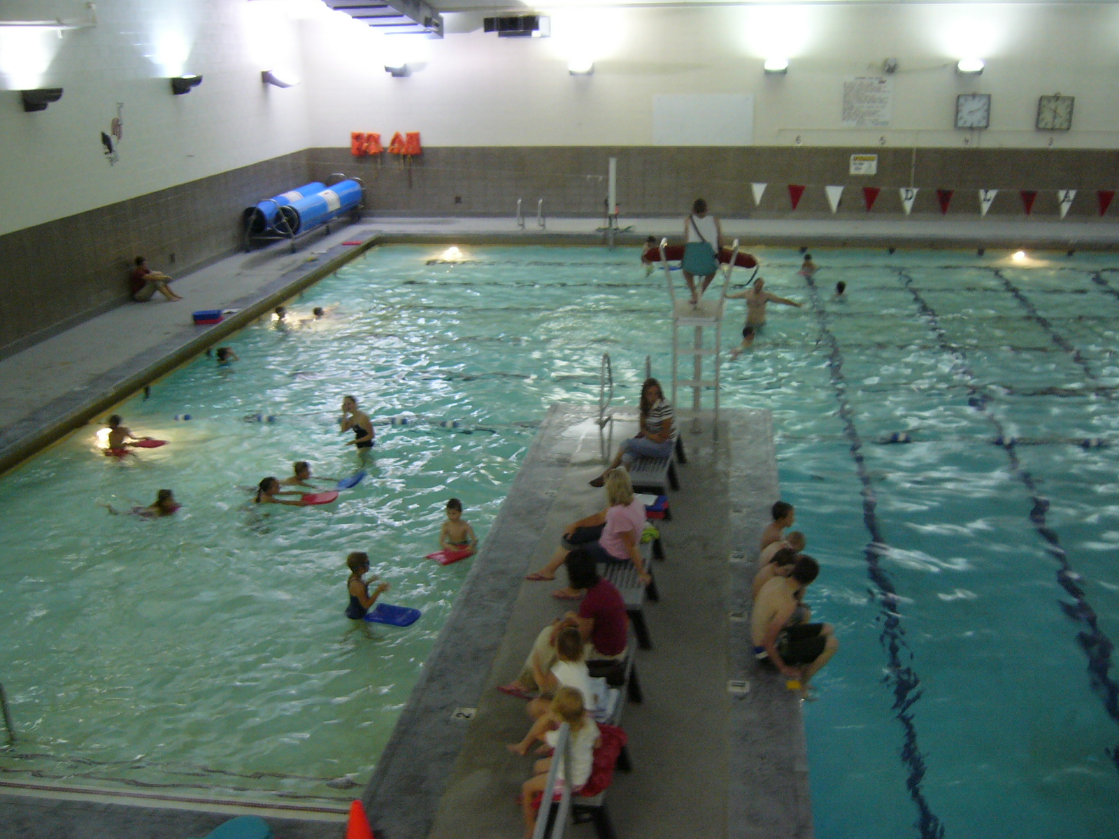 West millard pool - Opening a swimming pool after winter ...